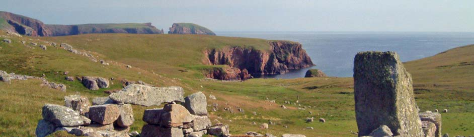 Self-catering accommodation in Shetland. Shetland self-catering property